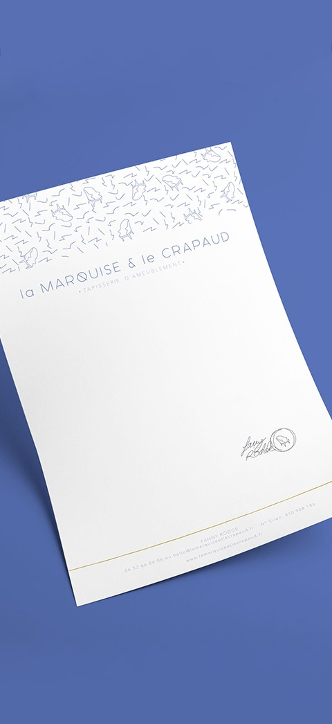 La Marquise & le Crapaud