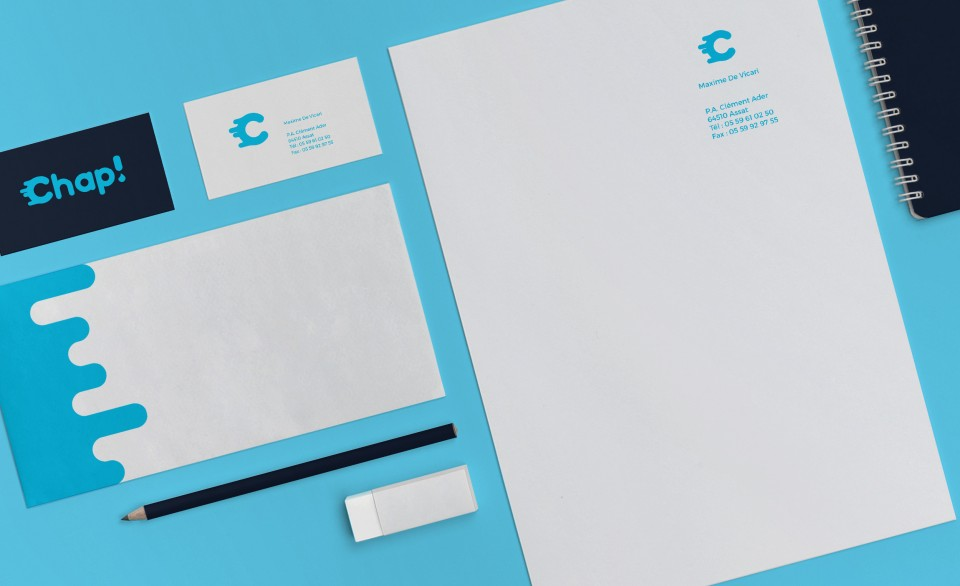 Chap à Assat - Branding Huge Communication