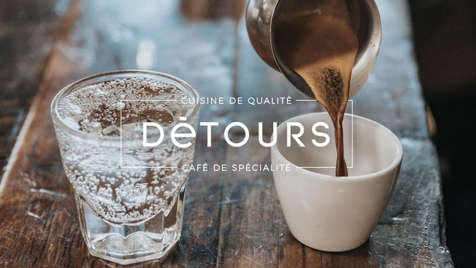 Détours, café de spécialité