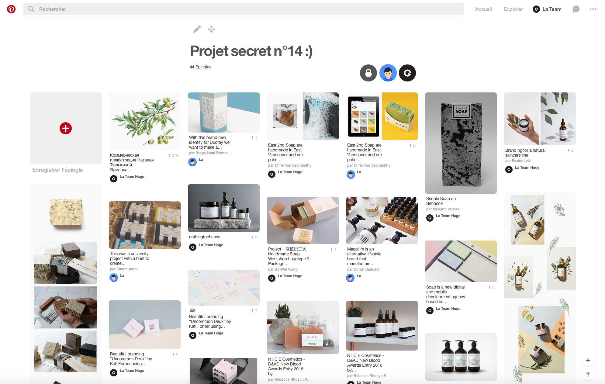Pinterest Huge Communication