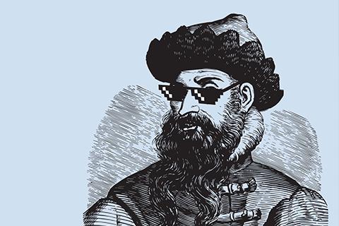 Bonjour Gutenberg