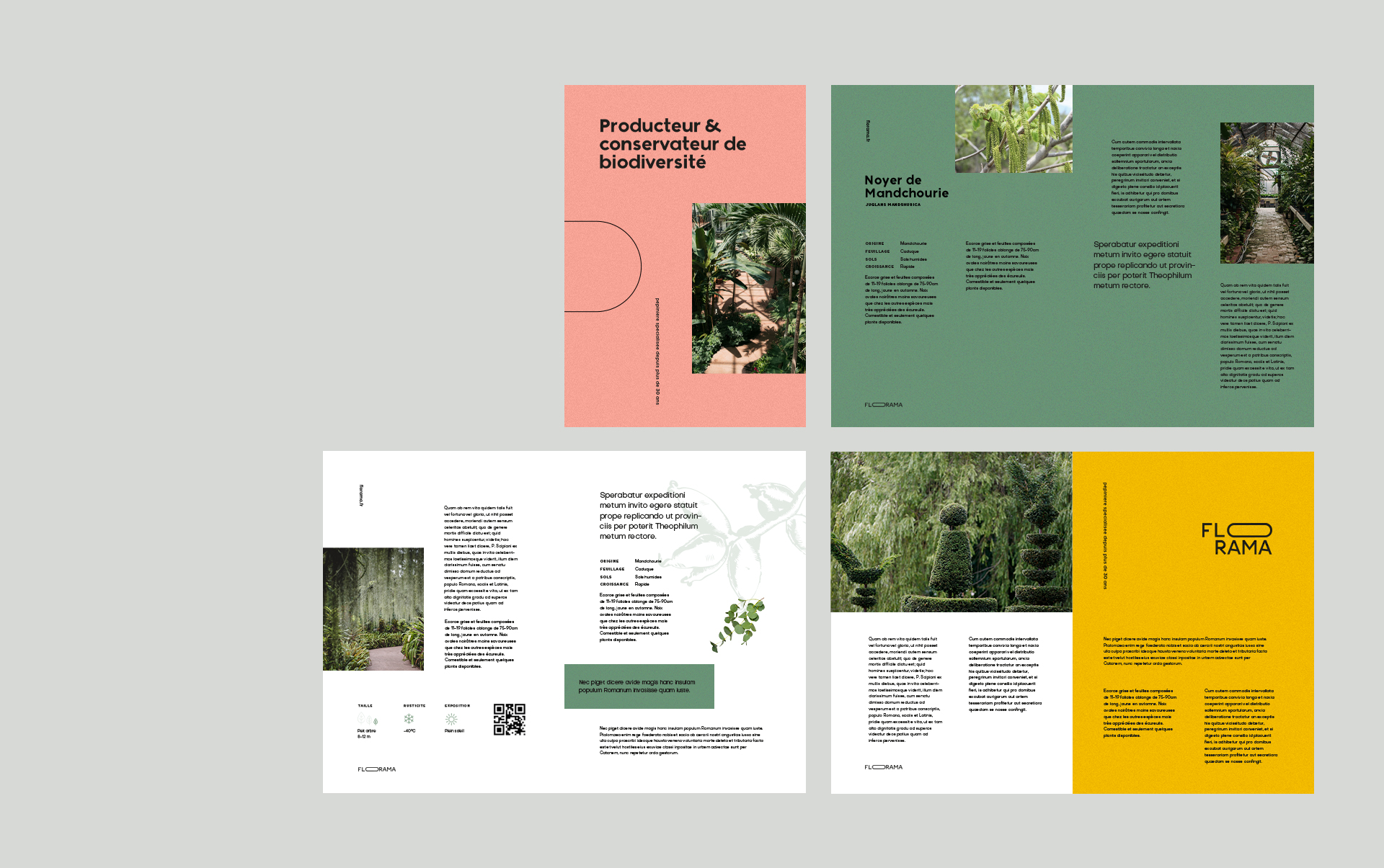 florama brochure | Collectif.huge